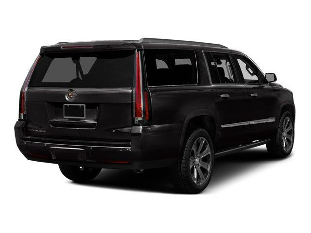 2015 Cadillac Escalade Esv Platinum Edition Naples Fl