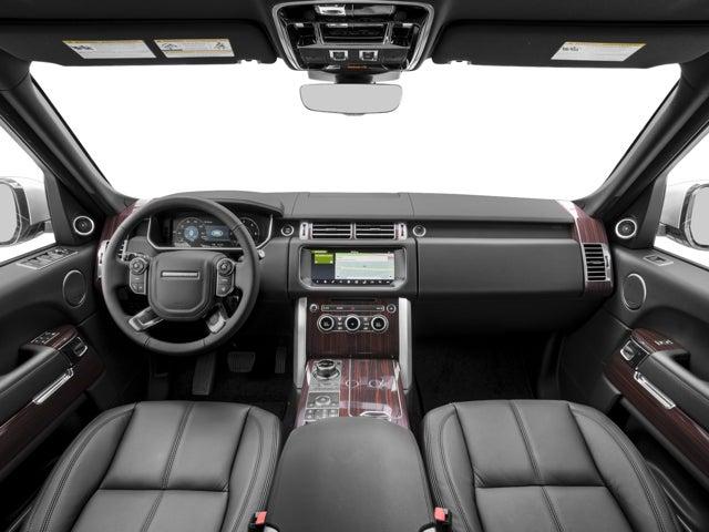 2017 Land Rover Range Rover 3 0l V6 Supercharged Hse
