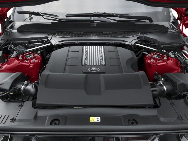 2017 Land Rover Range Rover Sport Hse Naples Fl
