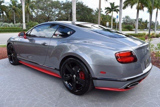 2017 Bentley Continental Gt Speed Naples Fl