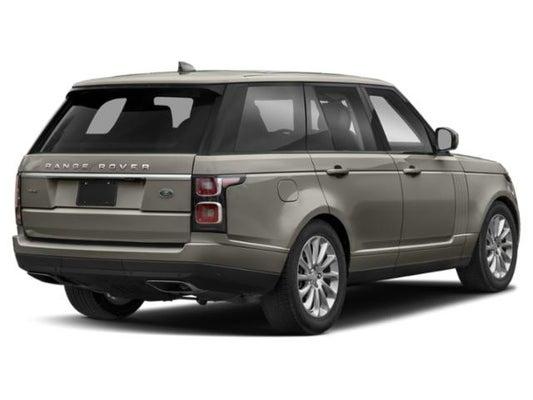 2019 Land Rover Range 3 0l V6 Supercharged Hse In Naples Fl