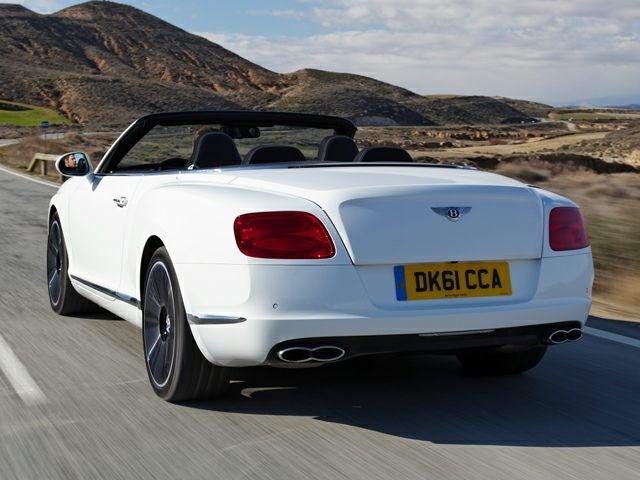 2015 Bentley Continental Gt V8 Naples Fl
