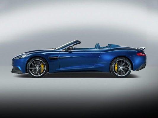 2017 Aston Martin Vanquish Volante In Naples Fl Luxury Imports