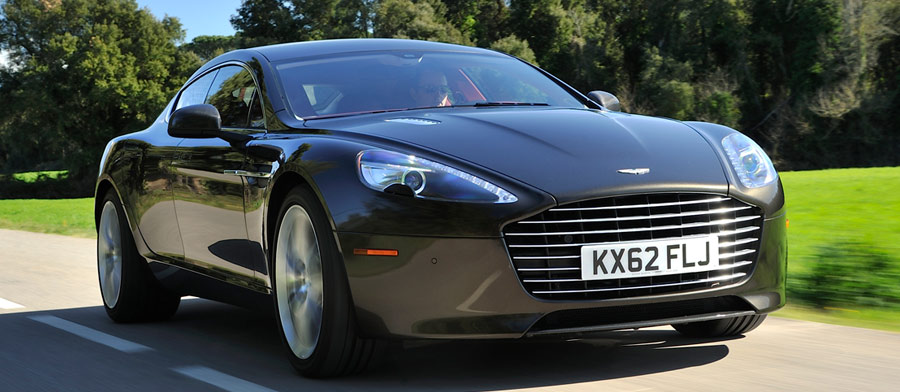Aston Martin To Build A Mile Range Electric Aston Martin - Build your own aston martin