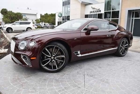 Bentley gt continental 2020