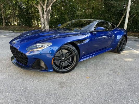2020 Aston Martin Dbs Superleggera Naples Fl